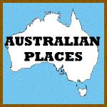 Photos of Australian Places