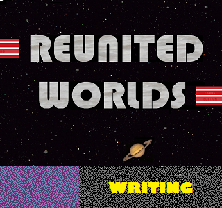 """""""Reunited Worlds"""" cover."""